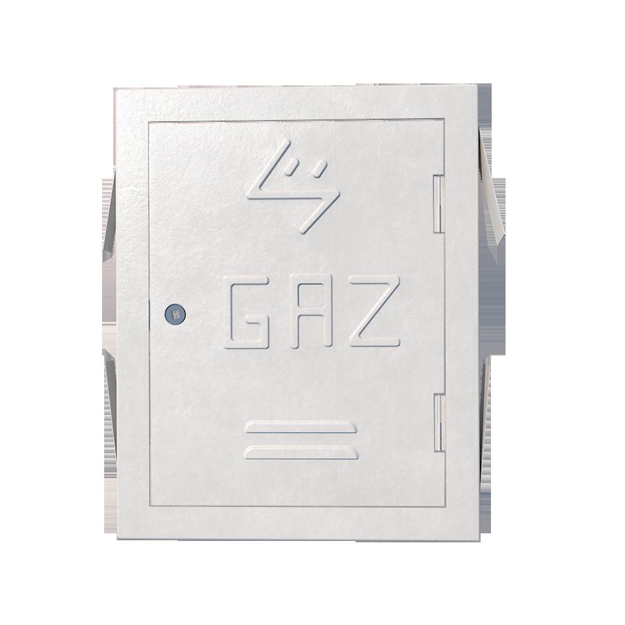 Porte compteur GAZ PM