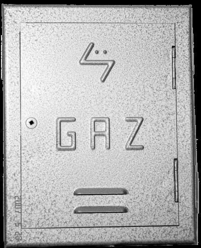 PORTE DE GAZ PCG 01